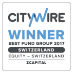 Best Fund Group Award Citywire